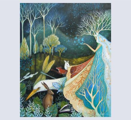 Amanda Clark - Artist and Illustrator based in Shalford, Essex