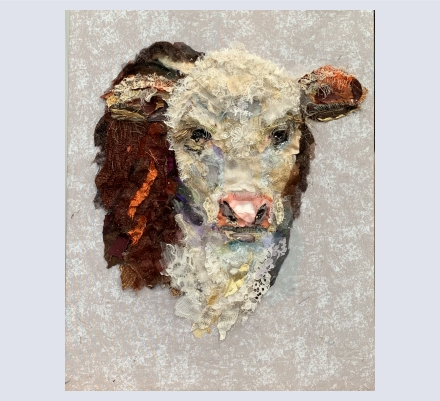 Art in Textiles - Artist based in Aylesbury, Buckinghamshire