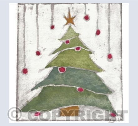 Christmas Tree by Elaine Williams