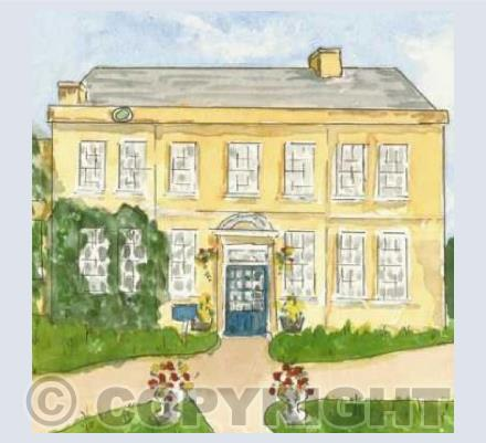 The House at Denman - By Christine Hounslow