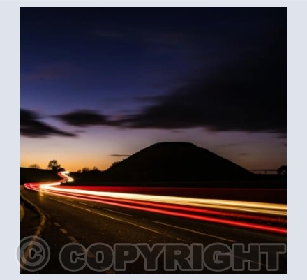 Silbury Lights