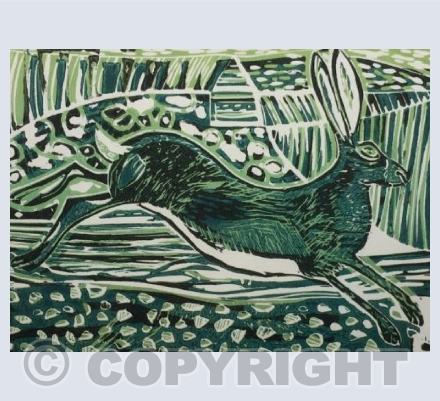 'Hare in Green'