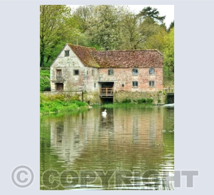 Sturminster Newton Mill, Dorset.