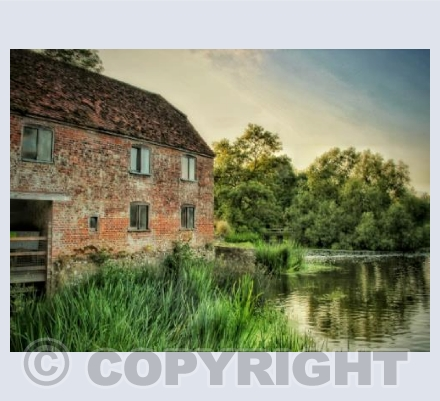 Sturminster Newton mill 2