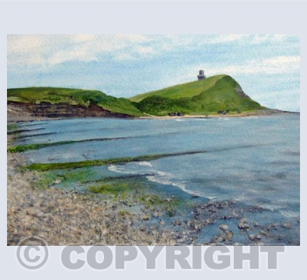 Kimmeridge Mixed Media