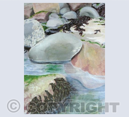 Rock Pool Acrylic