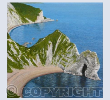 Durdle Door Square