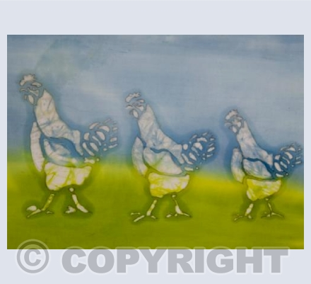 Follow the Leader (Chickens)
