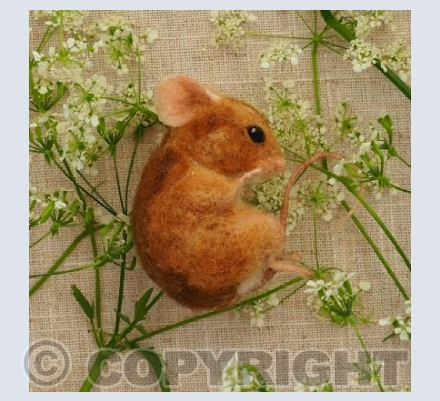 Wildflower Mouse