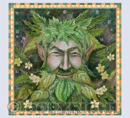 'For the Love of the Green Man' | GRME07