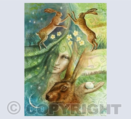 'Eostre and the Hare's Egg' | GRG11