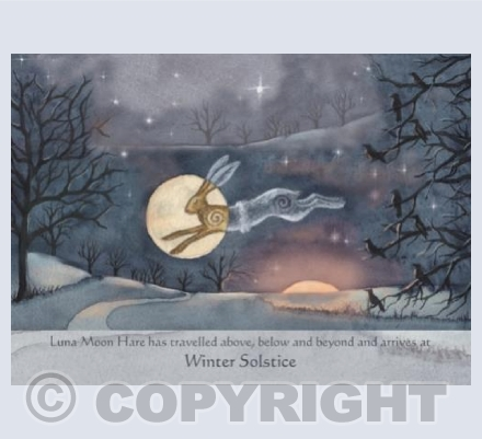 'Luna at Winter Solstice' | GLMH08
