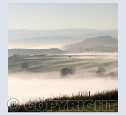 MISTS OF MOELFRE Llanidloes, Powys WALES