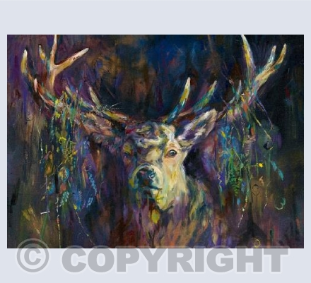 Brown Stag