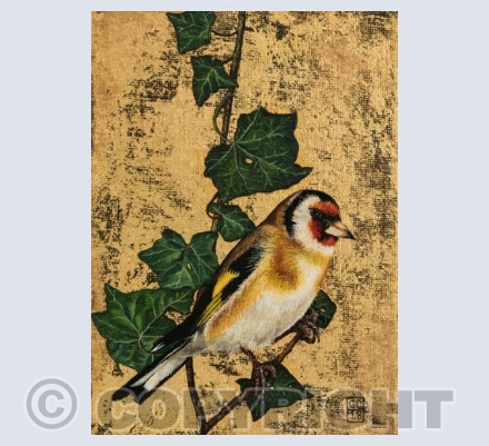 Goldfinch and Ivy
