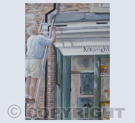 Arkwright's Shop (RM)