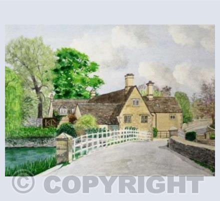 Fairford Mill (HA)