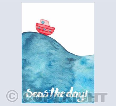 Seas The Day!