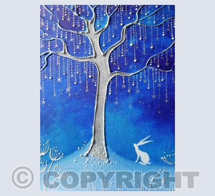 Tree of Silver Stars