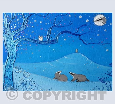 Night of the Badger Moon