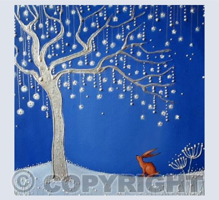 Little Brown hare and the Tree of Stars