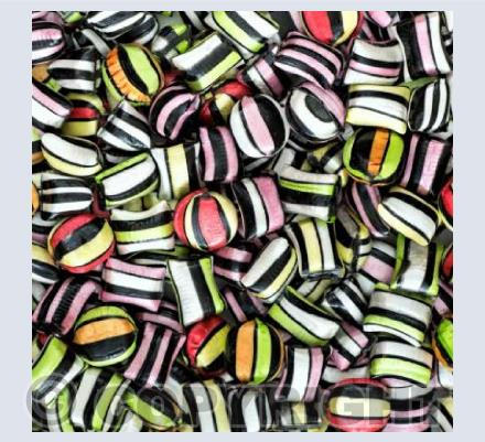 Traditional Sweets - Licorice Satins