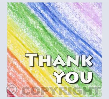 Rainbow -Thank You