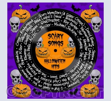 Scary Songs (Halloween Hits)