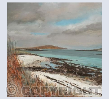 Autumn at Rushy Bay, Tresco