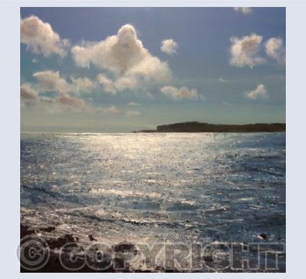Shimmering Seas, Scilly Morning