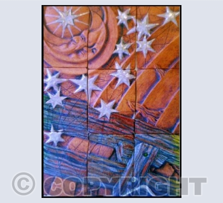 Ceramic Tiles - Illumination