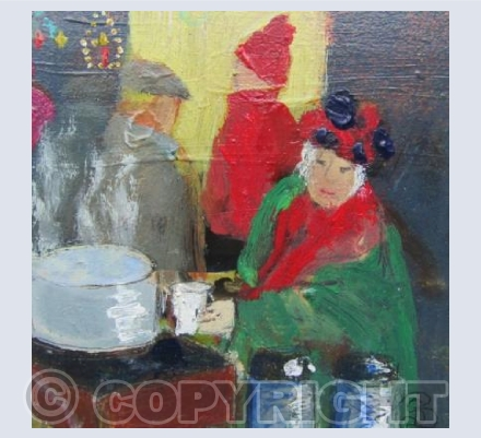 The Mulled Wine Seller