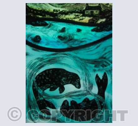 Dreaming of Selkie Seas