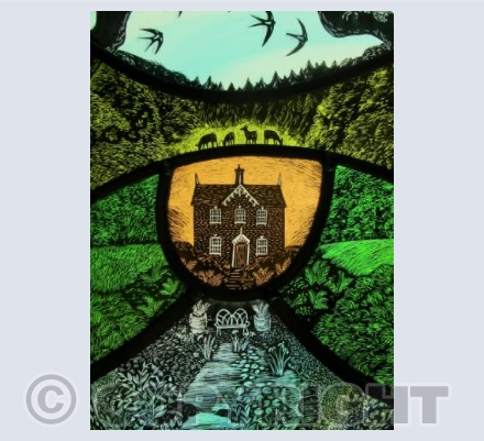 On the Edge of the Woods