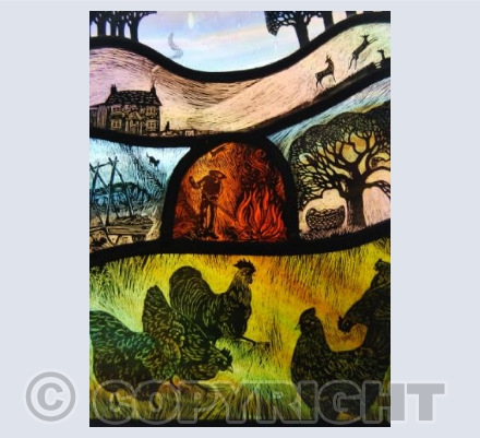 Autumn Quaker