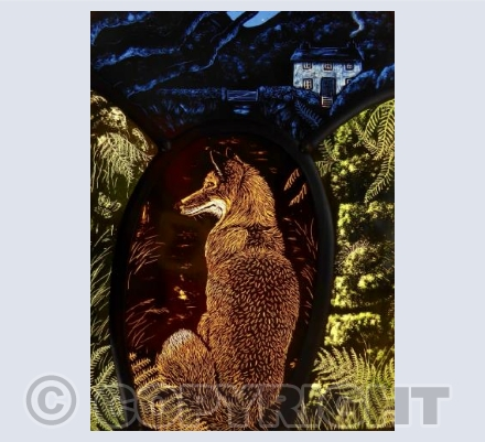 Waiting in the Starry Dell