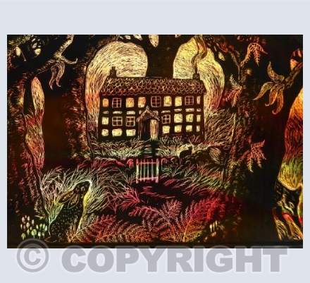 Wisewoman's cottage