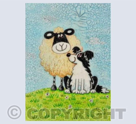Sooty and Sheep