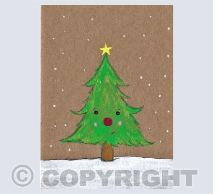 Little Cute Christmas Tree