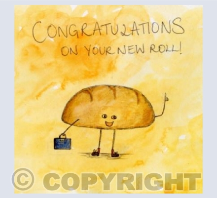 Congrats on new roll!