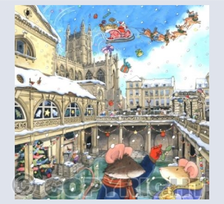 Christmas in Bath