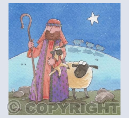 Nativity - The Shepherd