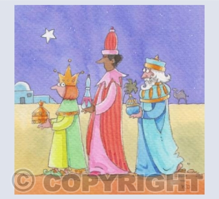 Nativity - The Wise Men