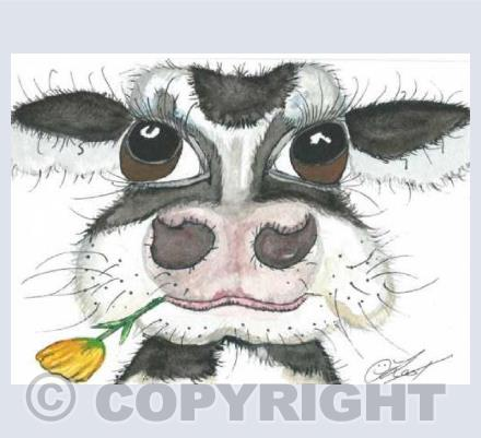 buttercup the cow