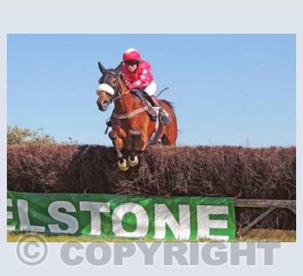 Jumping In Cothelstone