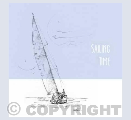Sailing time card n.2