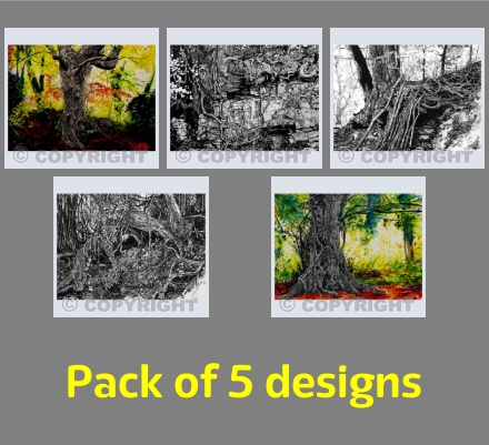 Pack 02 - Trees (landscape)