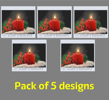 Candle (pack of 5)