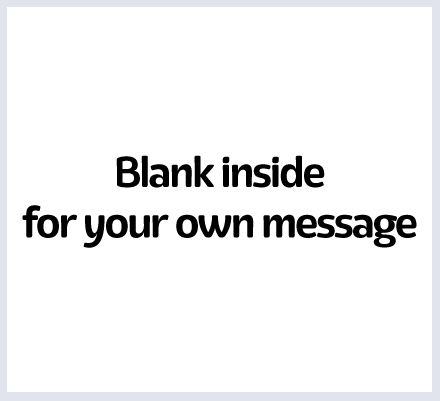 "Text Option - ""Blank Inside"" - click to select"