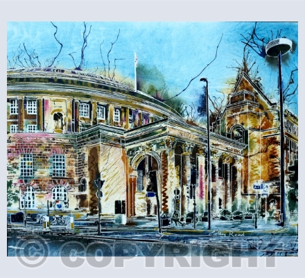 Manchester Paintings
